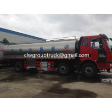 FAW 6X2 16000Litres Caminhão De Transporte De Leite Fresco