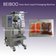 Automatic Semi Liquid Filling Packaging Machine (RS-100S)