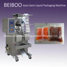 Máquina de embalagem automática de enchimento de líquido semi-líquido (RS-100S)