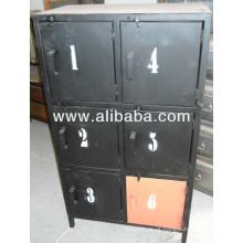 Armário de gabinete industrial
