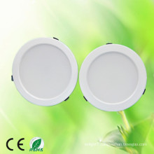 china supplier hole 150mm 100-240v 6 inch smd5730 15w led recessed ceiling down light