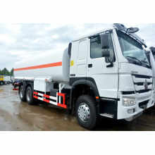 Howo 20 CBM Oil Tanker Truck