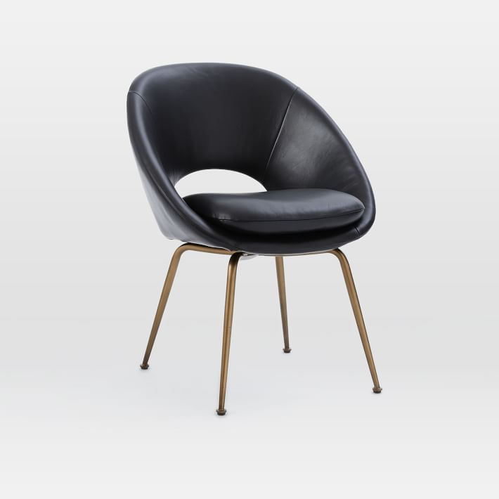 orb chair ... & Scandinavian stainless steel rose gold dining chair China Manufacturer