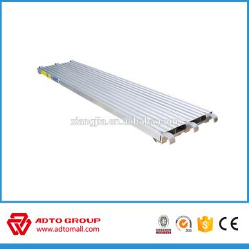 Planche complète en aluminium pour système Frame 7'8'10 '