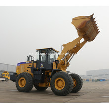 Cargadora de ruedas SEM655D 5ton Front End Loader Machine