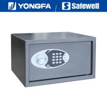 Safewell Ej Panneau 230mm Hauteur Accueil Hôtel Utiliser Coffre-Fort Portable Ordinateur Portable
