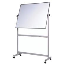 Pizarra magnética con marco de aluminio montado en pared para oficina y escuela
