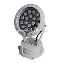 18W DMX512 RGB Flood Light CE TUV