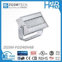 Kommerzielle Outdoor LED Flutlicht Leuchte 40W mit Philips Chips