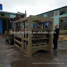 Construction Building 400*200*200 Hollow Block Making Machine