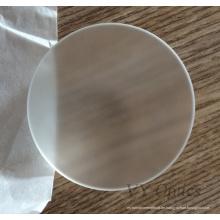 Optische mattierte sphärische Linse für Inspektor