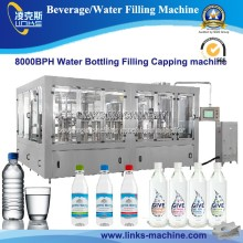 8000bph Water Bottling Filling Capping Machine
