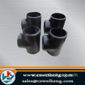 carbon steel reducing Pipe Tee