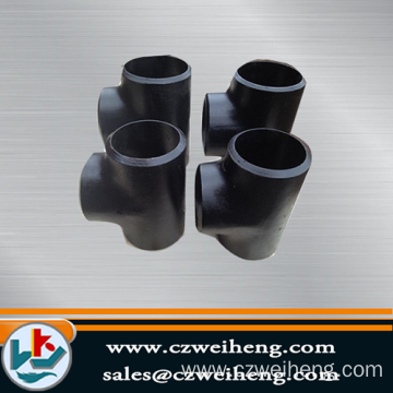 Carbon Steel Seamless Butt Weld Pipe Tee