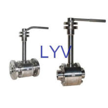 Pipeline Trunnion Mounted Ball Valve with Extension Stem