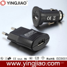 12W AC DC Universal Travel USB Power Adapter with Ce UL