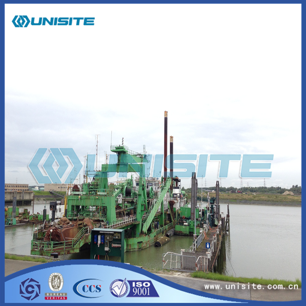 Marine Suction Dredgers