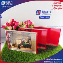 Yageli OEM Custom Made Wholesale Plexiglass Photo Frame