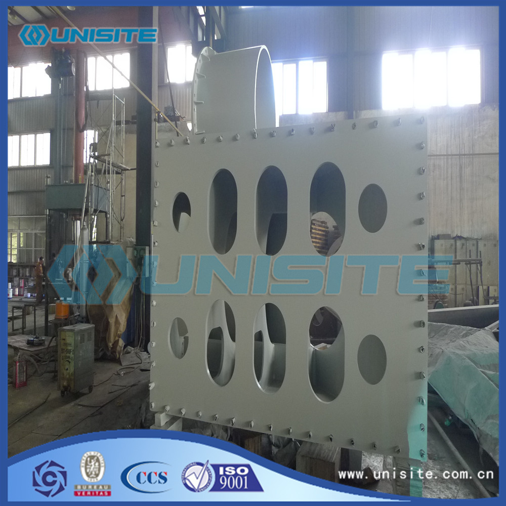 Dredge Steel Bow Coupling