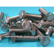 STAINLESS STEEL FASTENERS NUT-BOLT