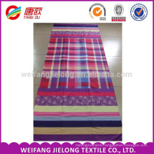 128*68 ordinary cheap printing 100 % cotton for bedding fabric