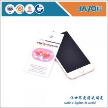 Microfiber Cloth Cell Phone Sticker Cleaner