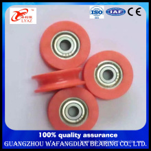 China Factory Plastic Ball Bearing 6004