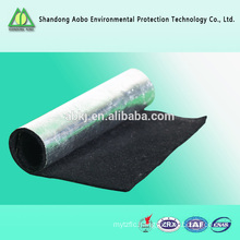 High quality activated carbon fiber fire resistant felt for temple