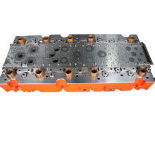 Single Row Double Row Progressive Die, Ceiling Fan Motor Mould