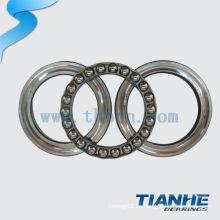 China proveedor 51409 rodamientos de bolas de empuje para motores de motocicletas chinas