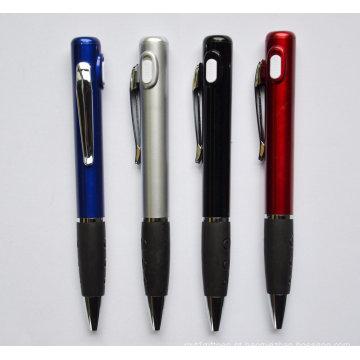 A mais popular caneta esferográfica Itl4018 com um LED