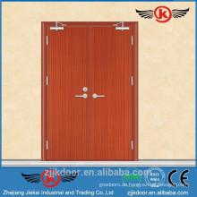 JK-FW9105 Doppeltes Blatt brennende feuerfeste Tür