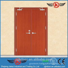 JK-FW9105 Double Leaf Flush Fireproof Door