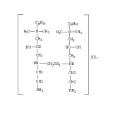 Cationic surface active agent Dioctadecyl dimethyl - polyamine -quatemary diammonium salt