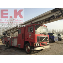 Volvo Fire Engine Fire Fighting 36.5meters