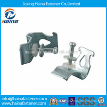Suspended ceiling clip QD shooting nail