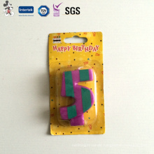 Direct Selling Novel Birthday Number Candle Decoration Birthday Cake