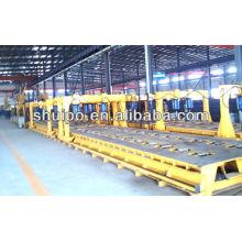 Tipper Production Line(Trailer Machine)