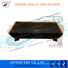 JFHyundai Escalator Step 1000mm 30 Degree Black Color Escalator Step