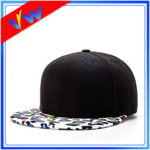 High Quality Custom 6 Panel Hat Hip Pop Cap