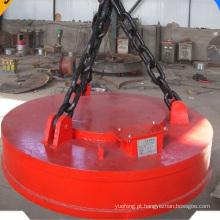 Eletroímã de Elevação em Fundição para Sobras de Aço