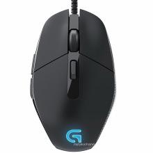 Hot Sale New Logitech G302 Daedalus Prime PC Desktop Laptop Moba Gaming Mouse With 4000 Dpi For Dota2 LOL CS Gamer