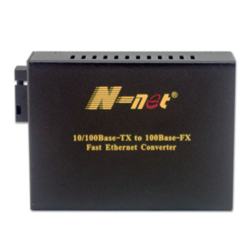 Unmanaged Fibre Media Converter