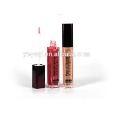 Yiwu fatory con 20 años historia mejor precio a granel personalizar brillo de labios por mayor con buena calidad