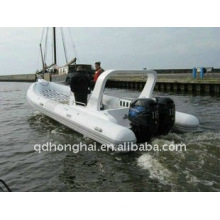 2013 RIB730B semi-rigid inflatable boat with cabin yacht