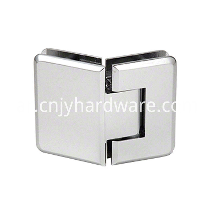 Soft Close Exterior Door Hinge