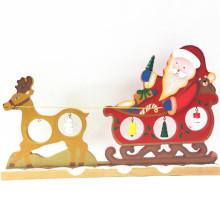 FQ marca navidad decoración madera navidad decoración navidad