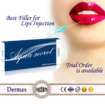 High Quality Cross-linked Lip Wrinkle Filler