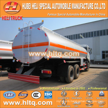 Dongfeng Tianlong 6x4 20CBM anti-corrosion tanker for sale , china factory supply