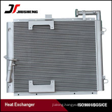 China Aluminum Oil Cooler For Hyundai R215-7
